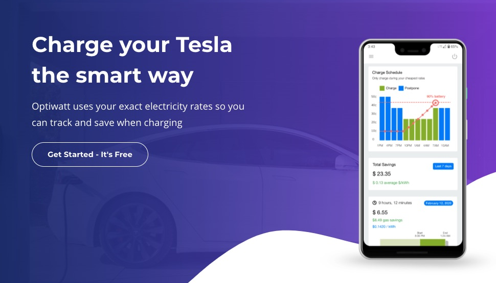 Charge your Tesla for less
